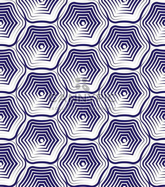 Geometrisch abstrakt blau - Free vector #127535
