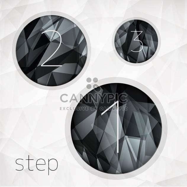 Verschiedenen Vektor-Icons für Web-design - Free vector #131875