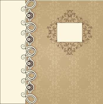 scrapbook template vector illustration - vector gratuit #132655