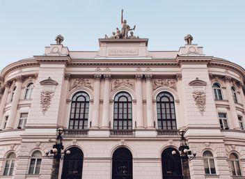 Warsaw Polytechnic University - Free image #136665
