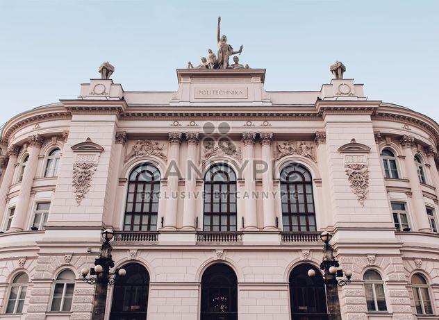 Universidade Politécnica de Varsóvia - Free image #136665