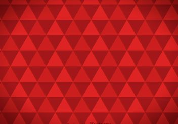 Maroon Triangle Background - vector gratuit #138755