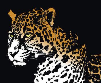 Jaguar Vector - Kostenloses vector #139335