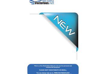 Vector corner - vector #139515 gratis