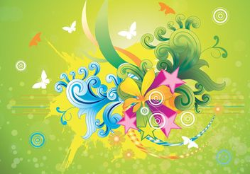 Joy Graphics - Free vector #139965