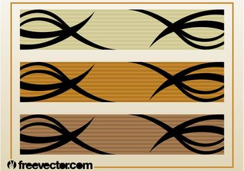 Banners Vector Graphics - Free vector #140245