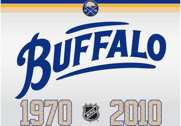 Buffalo Logo - vector #142065 gratis
