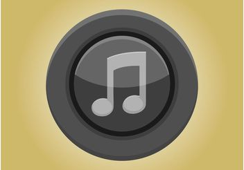 Music Symbol - vector gratuit #142195