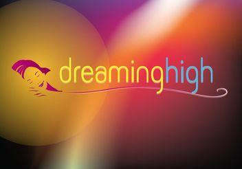 Dreaming Logo - Free vector #142405