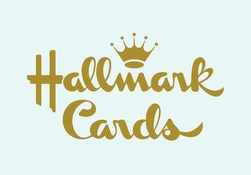 Hallmark Vector Logo - Free vector #143135