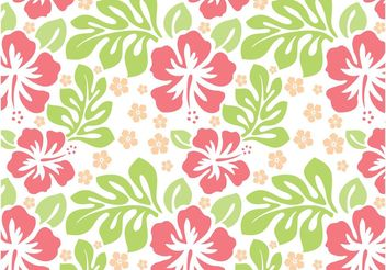 Exotic Pattern - vector #143985 gratis