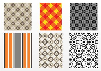 Vector Pattern Tiles - Kostenloses vector #144365