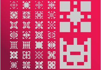 8-Bit Designs - Kostenloses vector #144405