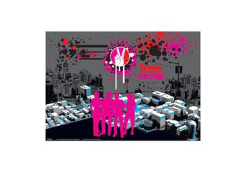 Urban Art - vector gratuit #145125