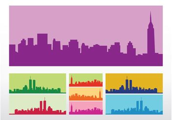 New York Designs - vector #145295 gratis