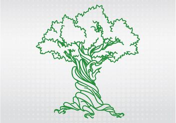 Tree - vector #146135 gratis