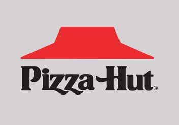 Pizza Hut Logo - vector gratuit #146825