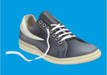 Sports Shoe - vector gratuit(e) #148415