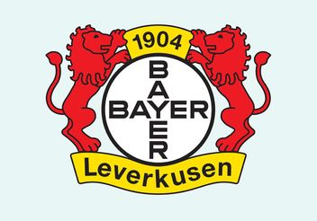 Bayer Leverkusen - Kostenloses vector #148425