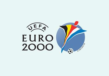 UEFA Euro 2000 - бесплатный vector #148465