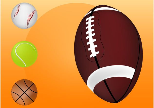Ball Graphics - Free vector #148505