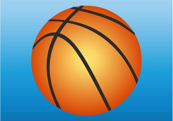 Basketball Vector Graphics - Free vector #148775