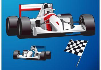 Formula One Vectors - Free vector #149005