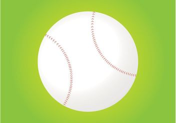 Baseball Ball Graphics - бесплатный vector #149065
