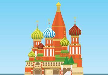 Kremlin Vector - Kostenloses vector #149955