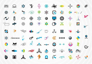 Clever Icons - Free vector #150035