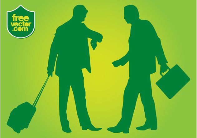 Vector Businessmen - Free vector #151625