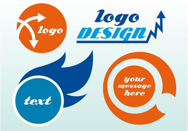 Branding Footage - Free vector #151675