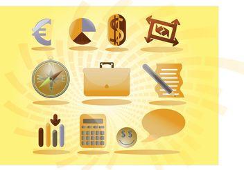 Free Symbols Icons Vector Set - Kostenloses vector #152385