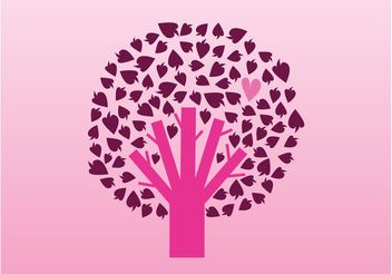 Tree Cartoon - Free vector #152595