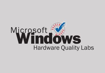 Microsoft Windows - бесплатный vector #153705