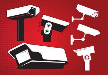 Camera Vectors - vector #154115 gratis