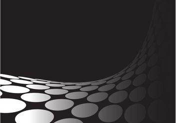 Wavy Spots - Free vector #154295