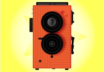 Toy Camera - vector #154335 gratis