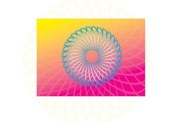 Spiral Shape - Free vector #155155