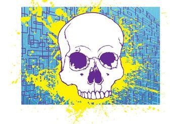 Free Skull Stock Image - бесплатный vector #157015