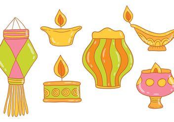 Free Happy Diwali vector - Free vector #157205
