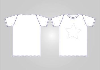 Basic T-Shirt - Free vector #159055