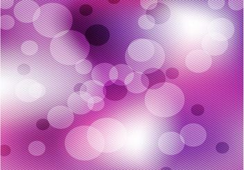 Purple Stripes Circles Vector - Kostenloses vector #159225