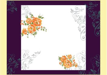 Greeting Card - vector gratuit #159365