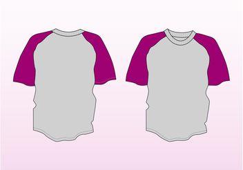 Vector Shirts - Kostenloses vector #160895