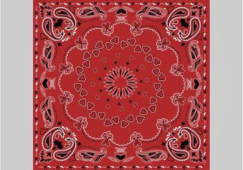 Oriental Pattern - Kostenloses vector #161145