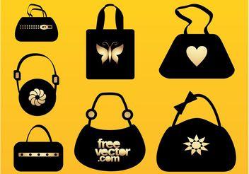 Bags - vector gratuit #161225