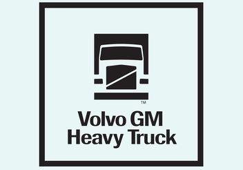 Volvo Truck - vector #161285 gratis