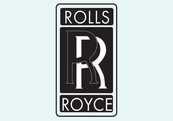 Rolls Royce - Free vector #161595