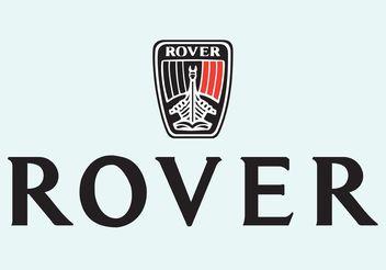 Rover Vector Logo - vector #161605 gratis
